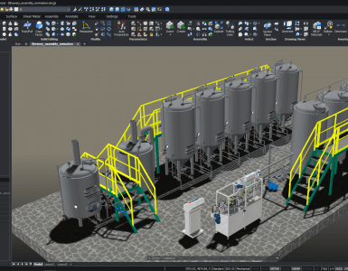 BricsCAD Mechanical V21